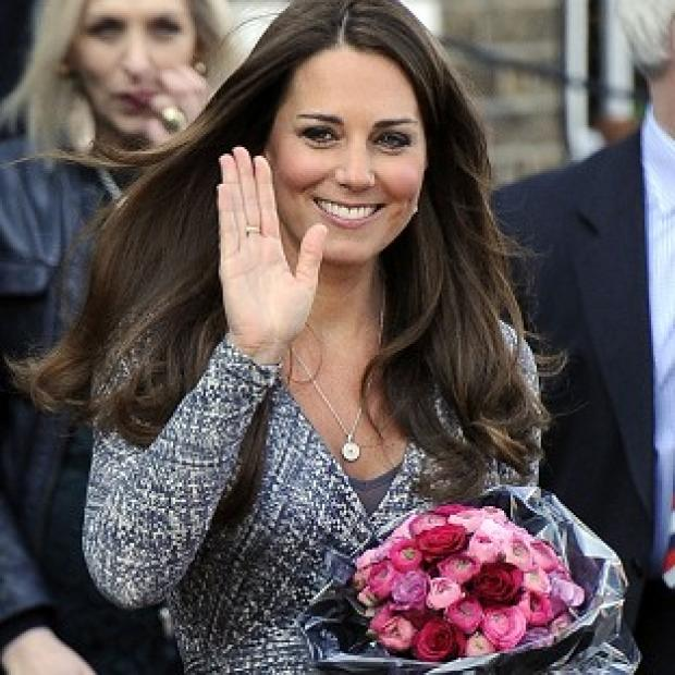 The Duchess of Cambridge was praised after appearing to come under fire from award winning writer Hilary Mantel