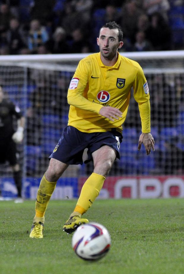 Tony Capaldi is sure the fans will get behind Oxford United against Port Vale today