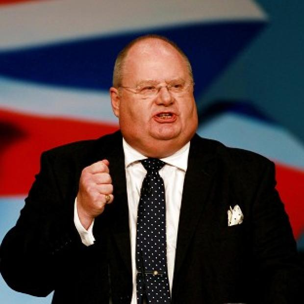 Eric Pickles said the Troubled Families programme is on track, changing families for the better and reducing their impact on communities