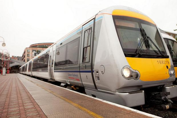 A Chiltern Railways spokeswoman said repair work will take place outside operating hours