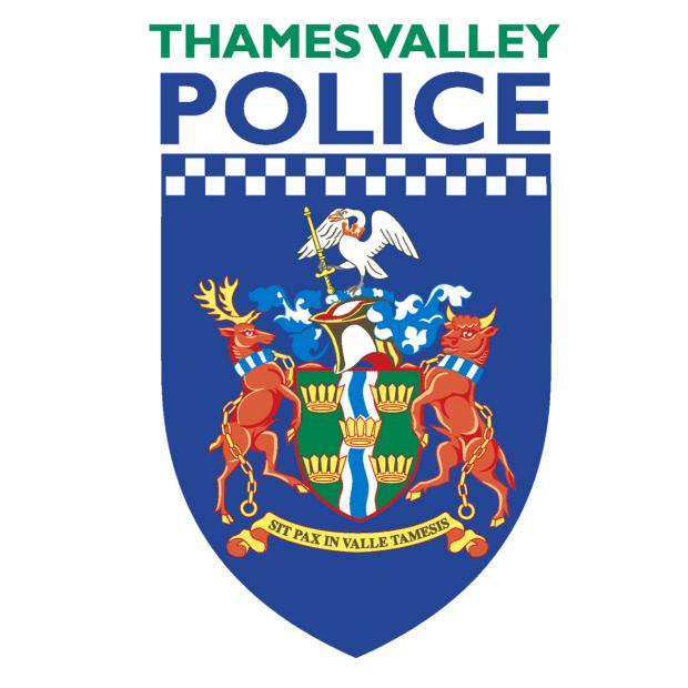 Banbury Cake: Thames Valley Police