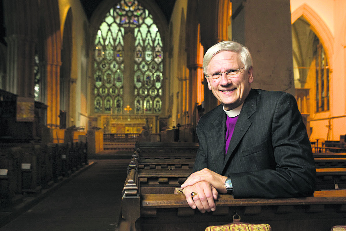 Out with the pews as churches modernise