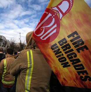 The Fire Brigades Union has called off planned strike action