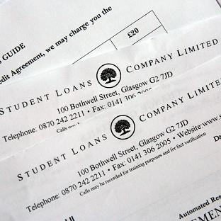 The Government will reportedly sell off �900 million of student loans