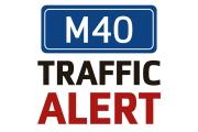Traffic delays at junction 12 of M40 following crash