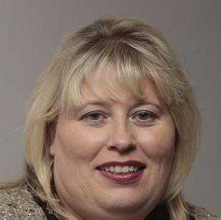 Karen Whitefield will be Labour's candidate for Falkirk at the 2015 general election.