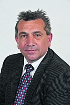 Phil Gomm, chairman of Thames Valley Crimestoppers