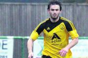 North Leigh's Aaron Woodley misses facing his old club, Oxford United due to injury