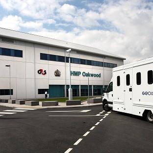 "Banbury Cake: HMP Oakwood where security firm G4S has ""contained"" an incident"