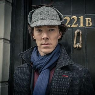 Banbury Cake: Benedict Cumberbatch's real-life parents were cast in Sherlock.