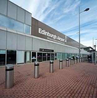 Banbury Cake: Edinburgh Airport has started the process of reopening after being evacuated
