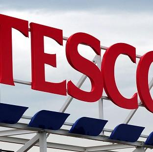 Banbury Cake: Tesco said like-for-like sales were down 2.4 per cent in the six weeks to January 4