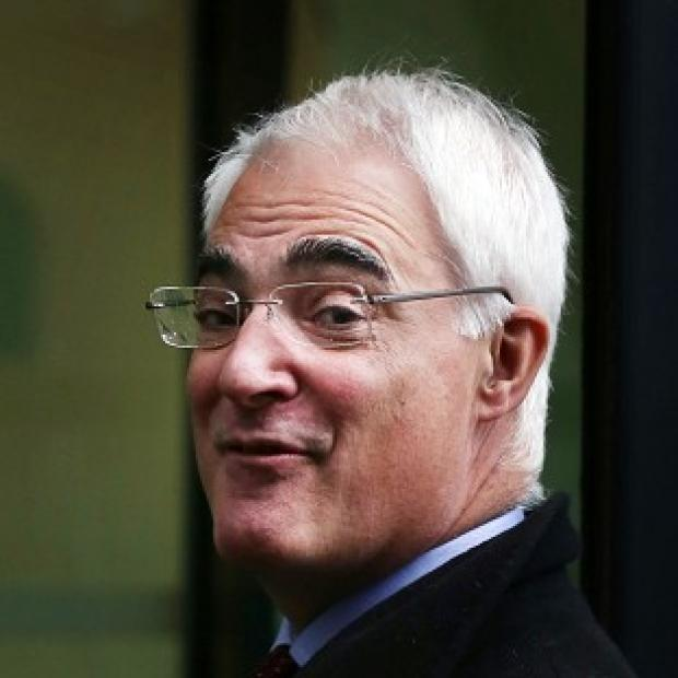 Banbury Cake: Alistair Darling, leader of the cross-party Better Together group, says staying in the UK will benefit young Scots