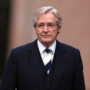 Banbury Cake: Coronation Street actor William Roache denies the chages against him