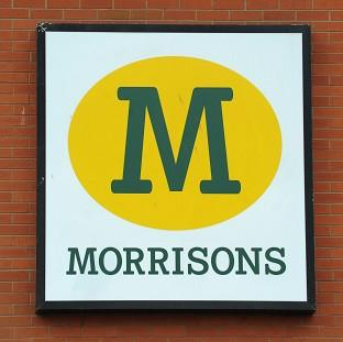 Banbury Cake: Morrisons announced a link-up with Ocado for internet deliveries last year