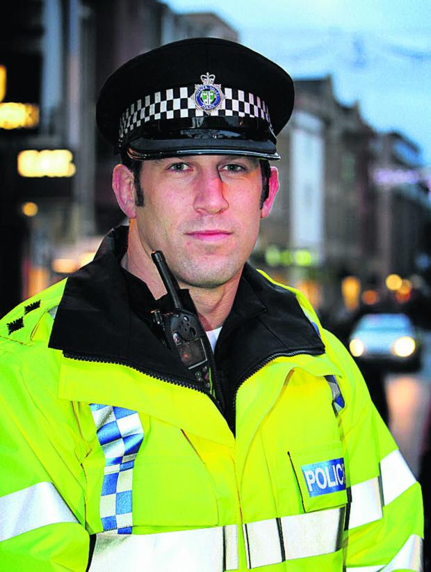 Banbury Cake: Inspector Andy Thompson
