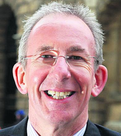 Charles Holmes, the chief executive of Four Pillars Hotels.