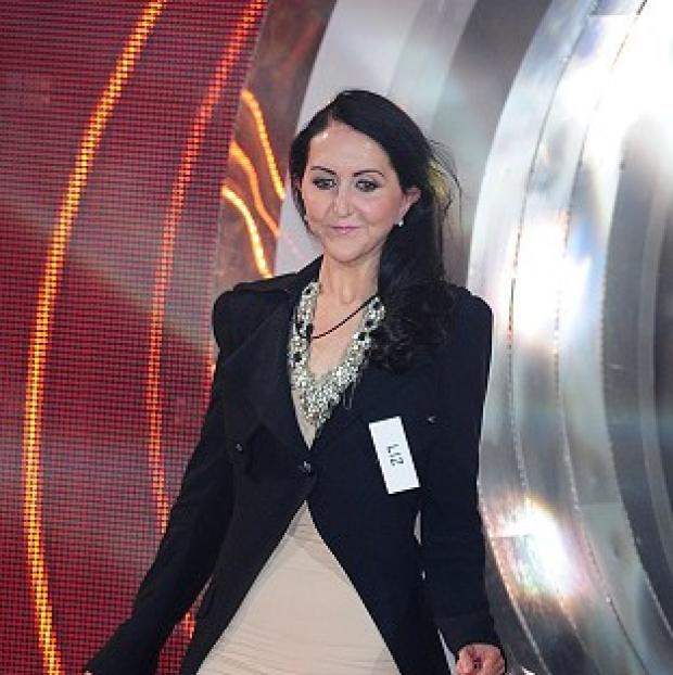 Banbury Cake: Liz Jones left the Celebrity Big Brother House to boos