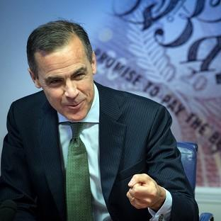 Mark Carney said any changes in interest rates will be 'gradual'