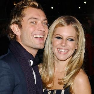Banbury Cake: Jude Law and Sienna Miller
