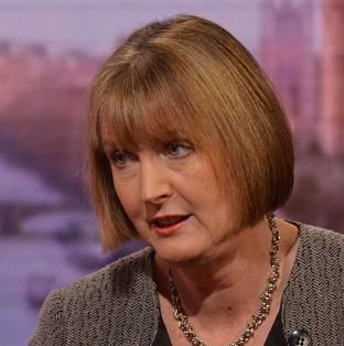 Banbury Cake: Harriet Harman has defended planned changes to the voting system for Labour leaders