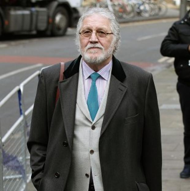 Banbury Cake: Former DJ Dave Lee Travis was described as a larger-than-life character