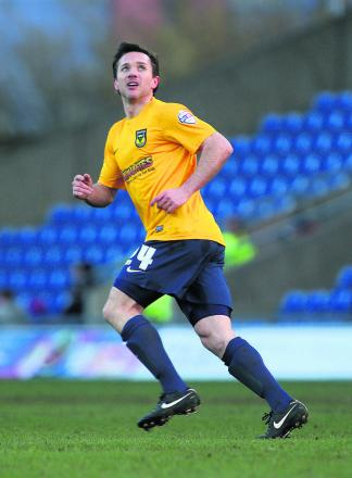 David Connolly scored on his Oxford United debut last weekend