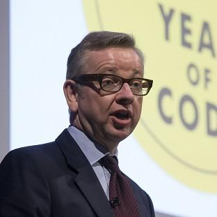 Teaching unions have accused Education Secretary Michael Gove of intransigence.