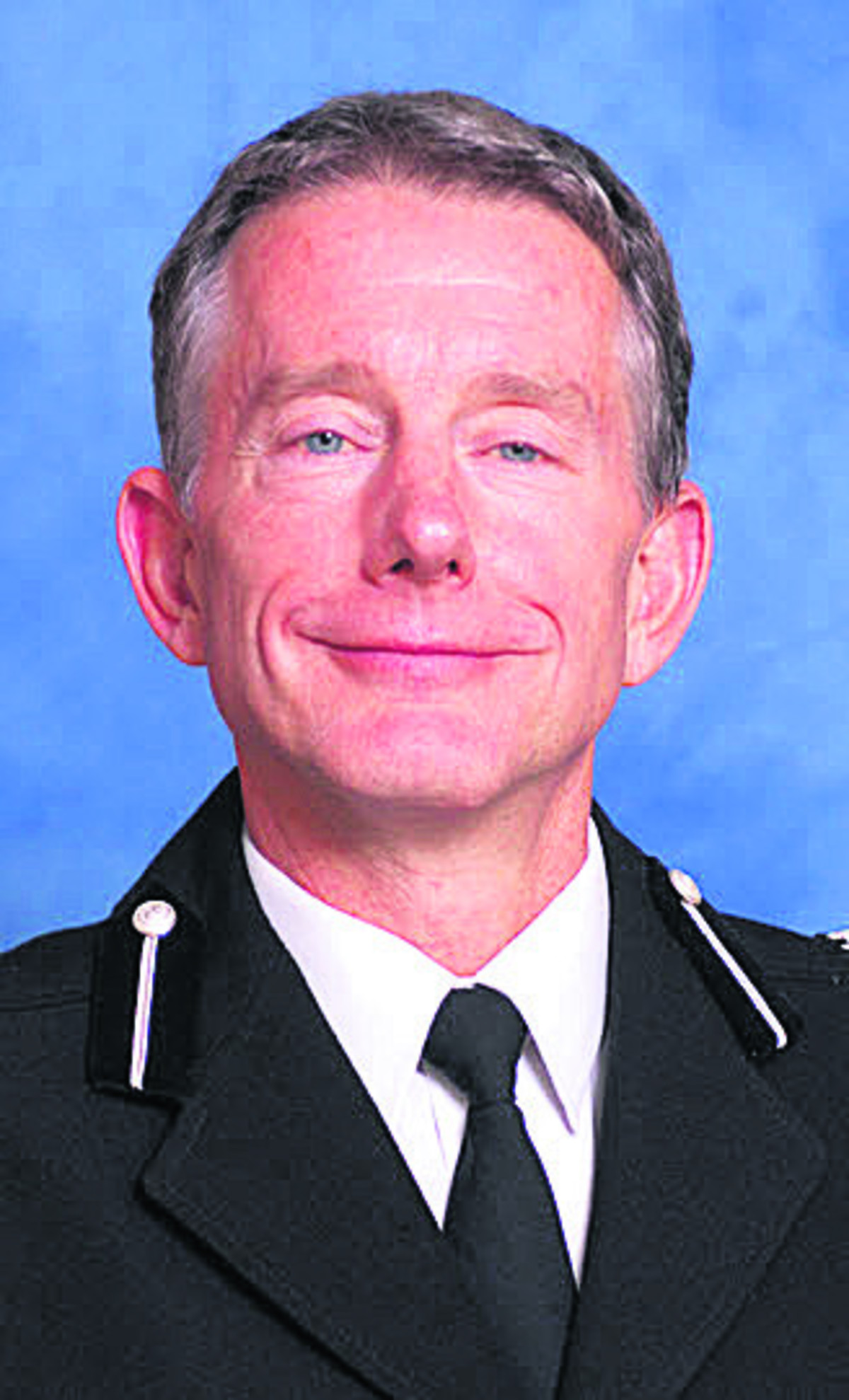 Assitant Chief Constable Richard Bennett