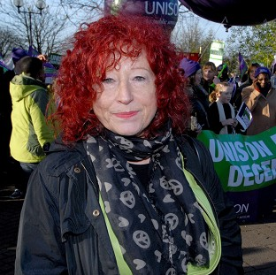 Heather Wakefield of Unison says employers' attitude to council workers has