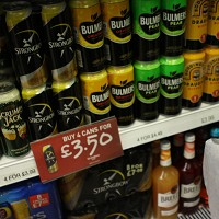 Experts in cheap alcohol warning