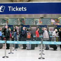 Rail passengers unaware of payouts