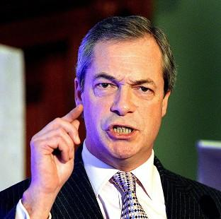 Ukip leader Nigel Farage has taken up Deputy Prime Minister Nick Clegg's challenge of a debate over the EU