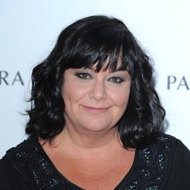 "Banbury Cake: Dawn French is ""sick with excitement"" about her solo tour."