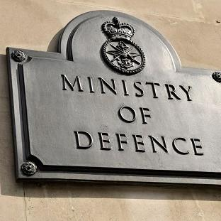 Banbury Cake: The Ministry of Defence wants to combine the budget for consultants and the �900 million spent on staff, then set its own competitive rates