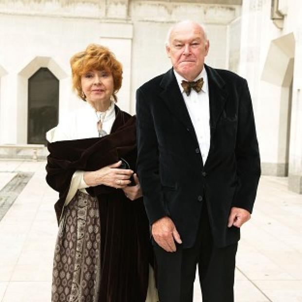 Banbury Cake: Prunella Scales and Timothy West are canal boat enthusiasts.