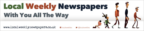 Banbury Cake: Local weekly newspapers banner