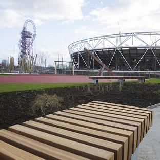 Part of the Olympic Park will play host to a top technology festival next year