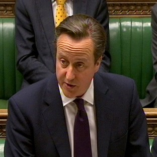 Prime Minister David Cameron is to hold talks with Israeli and Palestinian leaders
