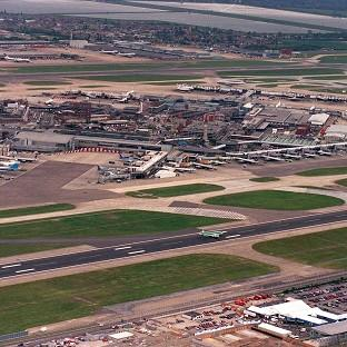 Heathrow Airport's new �2.5 billion Terminal 2 will open in June