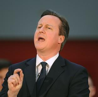 David Cameron refuses to be drawn on whether Geo