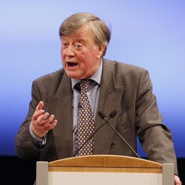 "Banbury Cake: Ken Clarke says he would feel ""diminished"" if Scotland left the UK"