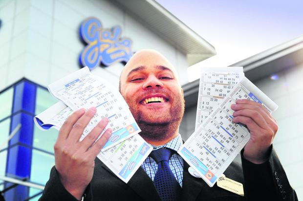 Justin Minkah, general manager of Gala Bingo Oxford based at the city's Ozone Leisure Park