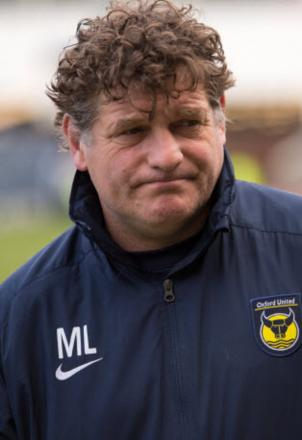 Caretaker boss Mickey Lewis