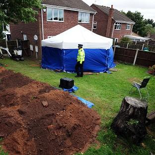 Susan Edwards and her husband Christopher deny murdering William and Patricia Wycherley but admit burying them in their back garden