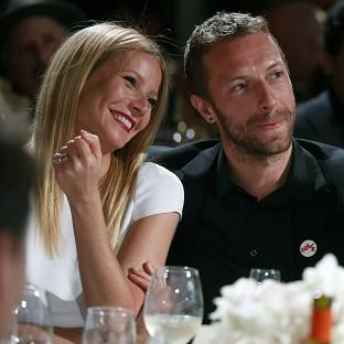 Gwyneth Paltrow and husband Chris Martin have split up after nearly 11 years (Invision/AP)
