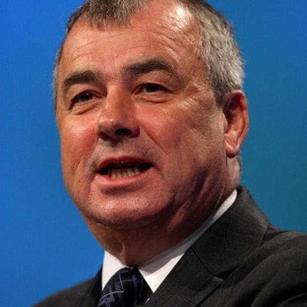Banbury Cake: Sir Brendan Barber hailed the economic benefits of dealing with workplace disputes at the earliest opportunity