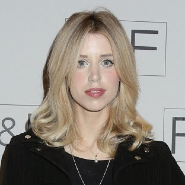 Banbury Cake: Peaches Geldof has been found dead at her home in Kent.