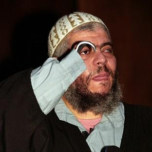 Abu Hamza is facing a terror trial in New York