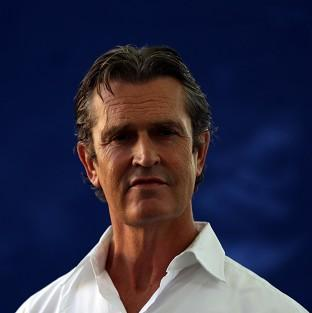 Actor Rupert Everett has